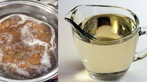 Cách làm nước đường bánh dẻo 2