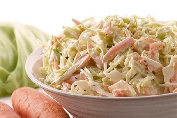 Món salad này bắt nguồn từ một nước phương Tây