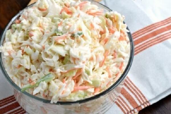 Salad Bắp Cải - 4 Cách Làm Salad Bắp Cải Trộn Sốt Mayonnaise Ngon