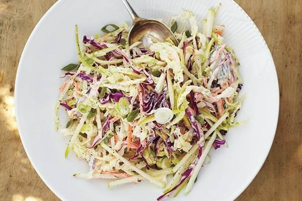 Salad bắp cải trộn sữa chua