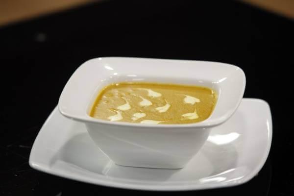 Súp bông cải xanh bí ngô - Cách nấu súp cho bé ăn dặm, các món súp ăn dặm cho trẻ từ 6 tháng đến 1 2 tuổi dễ làm