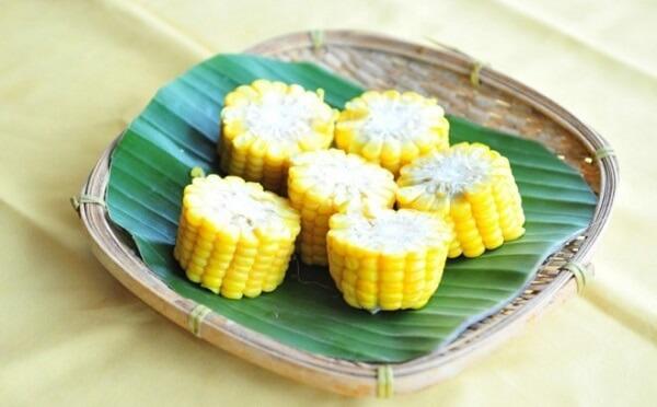 Ngô nếp vàng là sự lựa chọn số 1 để làm bắp rang bơ