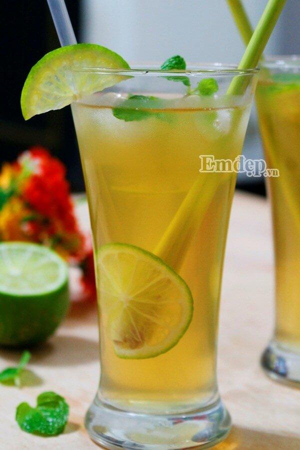 Đây cũng là thức uống ngon giải nhiệt tuyệt vời cho những ngày hè sắp tới.