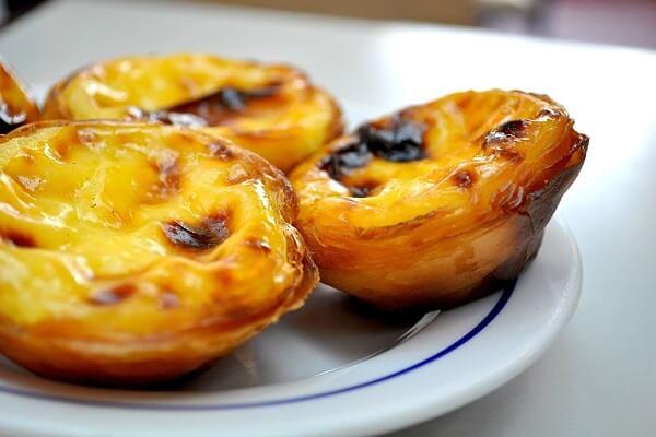 Bánh tart trứng (Bồ Đào Nha)