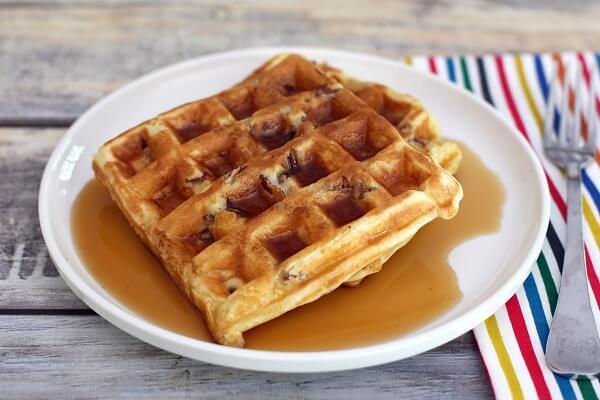 Bánh Waffles (Bỉ)