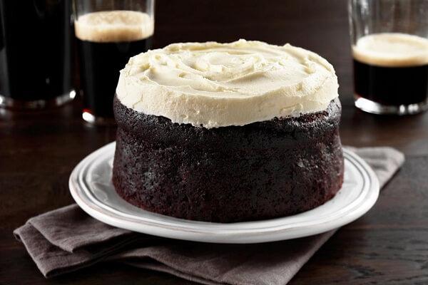 Guinness Cake, Ireland