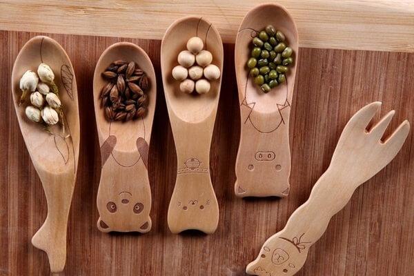 Dụng cụ để ngâm, nuôi nấm Kefir
