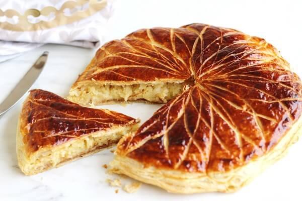 Bánh vua thường xuất hiện vào dịp Lễ hiển linh