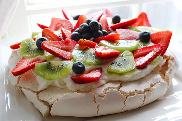 Bánh Pavlova Australia