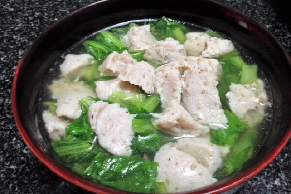 Món ăn này rất phù hợp và bổ dưỡng cho ngày hè nóng bức.