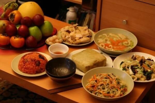 Các món ngon ngày Tết miền Bắc - Mâm cỗ Tết truyền thống 2018
