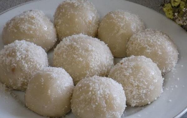"""Bánh bao chỉ có tiếng Hán: 芝麻包, phát âm: Zhima bao hay """"chi ma bao"""""""