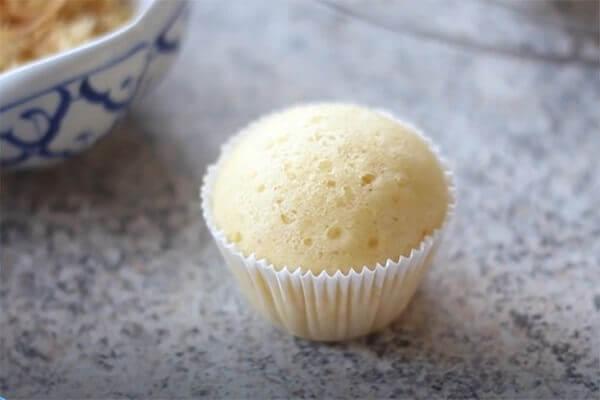 Cách làm bánh cupcake hương chanh không cần lò nướng (Hấp bánh)