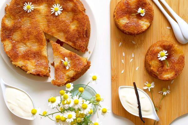 Trổ tài làm bánh từ bột mì không cần lò nướng ngay tại nhà