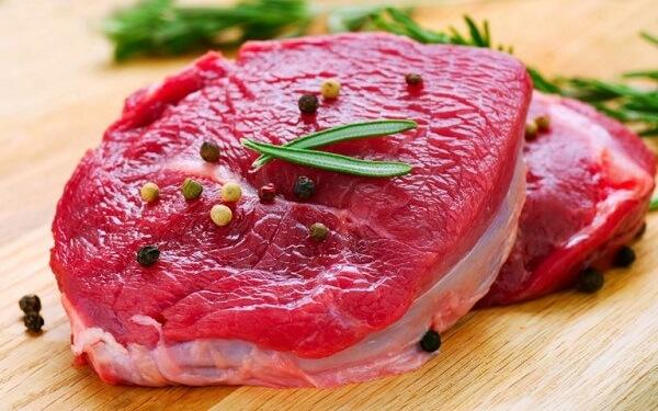 Phân biệt thịt bò tươi