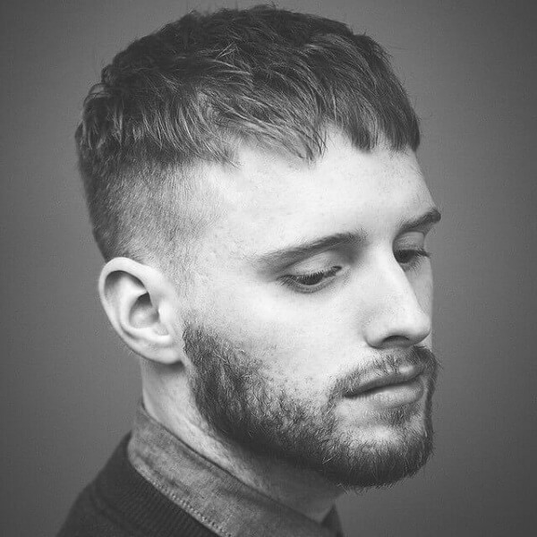 Kiểu tóc dành cho các chàng trai theo đuổi phong cách bụi bặm, cá tính