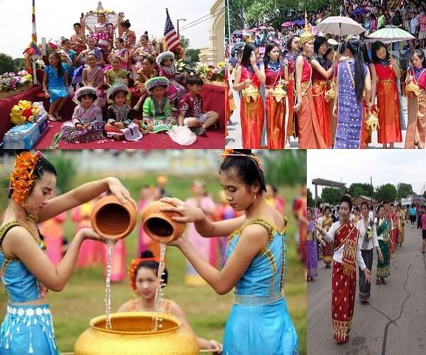 Tết Chol Chnam Thamy - Campuchia