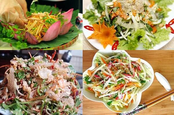 14 món lạ miệng: Tết nay ăn gì không ngán, Ngán cơm, thịt cá ăn gì ngày Tết đãi khách