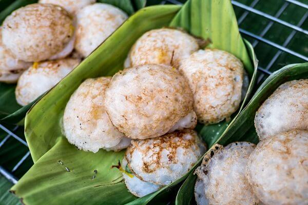 10 đồ ăn vặt Thái Lan hot nhất hiện nay, bánh kẹo ăn vặt Thái