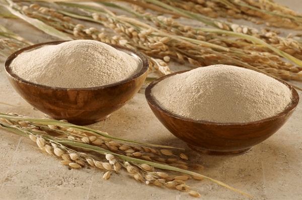 Trong gạo có chứa rất nhiều vitamin tốt cho sức khỏe và cho cả làn da.