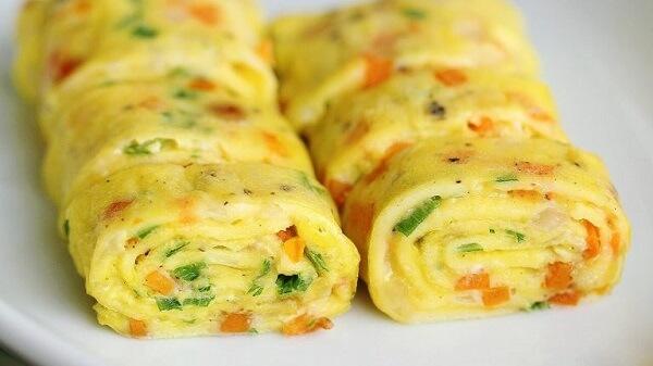 Trứng rán (4k)