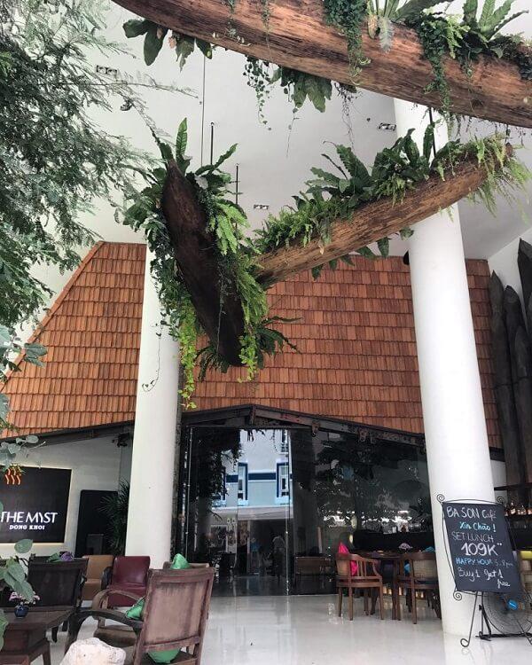 Bason Café -Hồ Huấn Nghiệp, Quận 1
