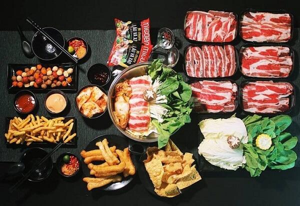 Lẩu Phan – Buffet lẩu giá rẻ chỉ từ 99K - Đào Duy Anh, Phương Liên, Đống Đa