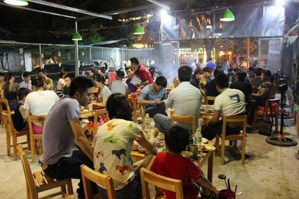 Lẩu nướng gật gù - 29 Nguyễn Khánh Toàn, Quận Cầu Giấy