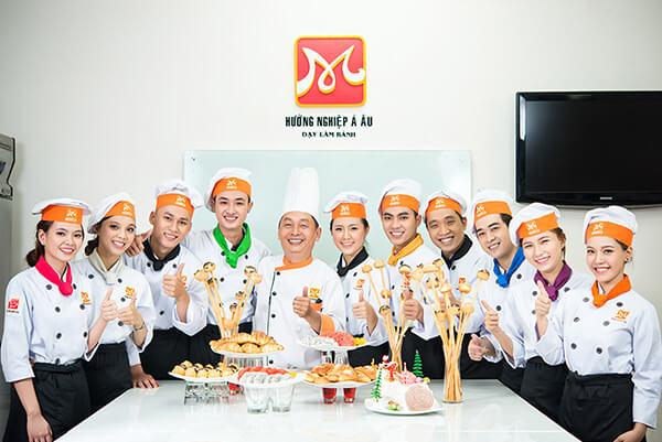 Trường hướng nghiệp Á Âu - Q.Bình Thạnh, TP.Hồ Chí Minh