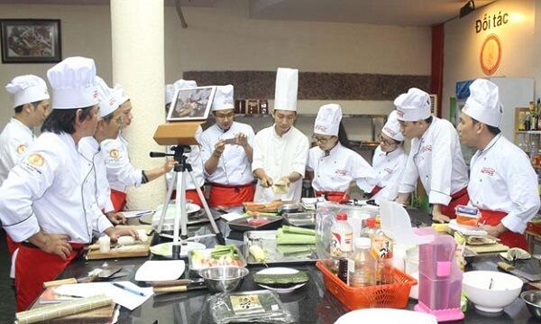 Trường dạy nghề ẩm thực NetSpace - Quận 1, TP HCM