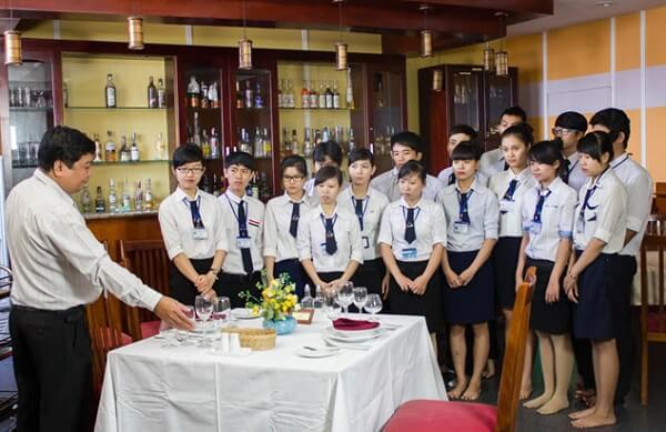 Trường Cao đẳng nghề du lịch Sài Gòn - Quận 10