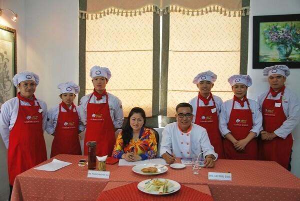 Trường đào tạo nghề bếp VCA (Tên Cũ Mint Culinary) - Phú Nhuận. TP Hồ Chí Minh