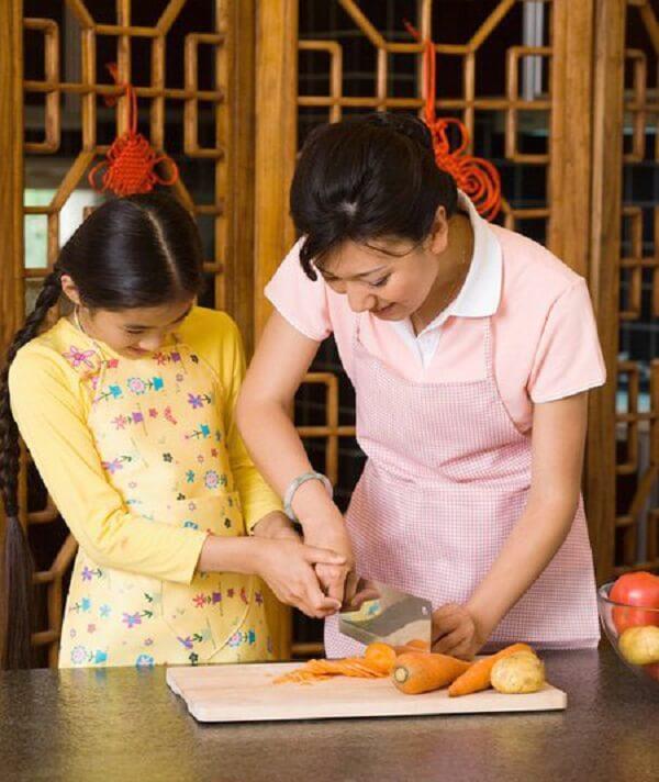 Dạy nghề nấu ăn Diệu Lý - P.3, Q.Tân Bình