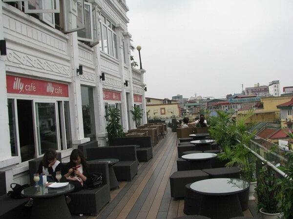Quán ILLy Cafe 1