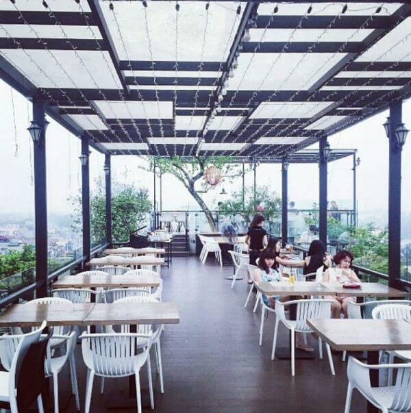 Quán 6 Degrees Cafe 2