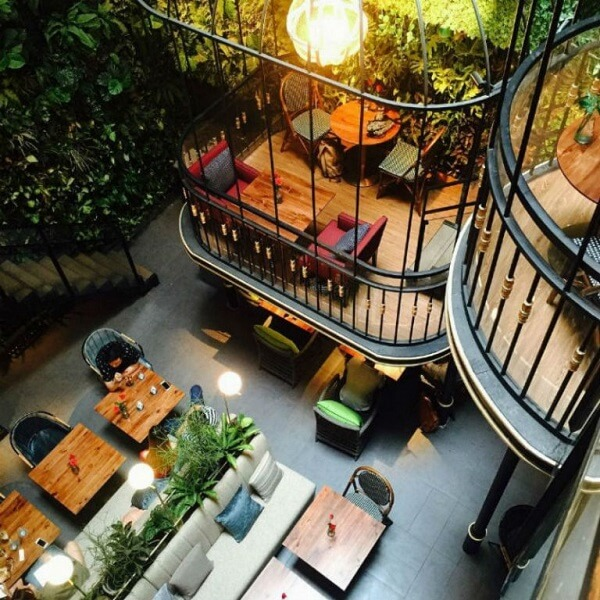 Quán Terrace café 2