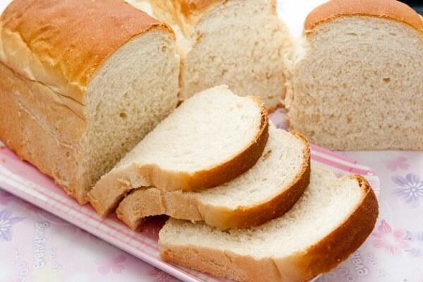 Bánh sandwich sau khi được cắt - cách làm bánh mì sandwich