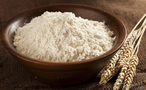 Bột gạo xay nhuyễn mịn