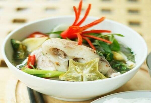 Canh cá chép nấu chua thơm ngon, bổ dưỡng giúp tăng cường sức khỏe