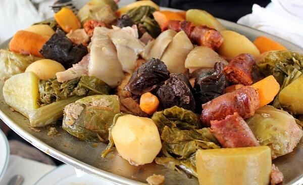 Cozido - món ăn nổi tiếng đến từ Bồ Đào Nha