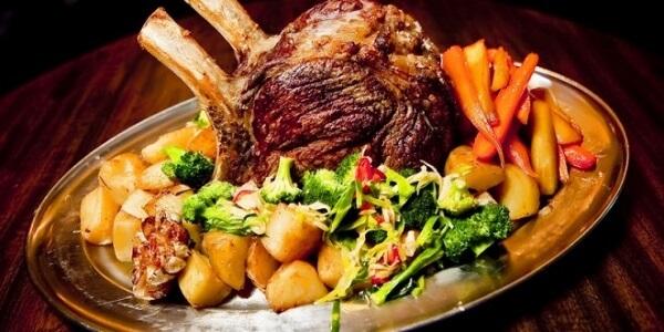 Sunday Roast của người Anh