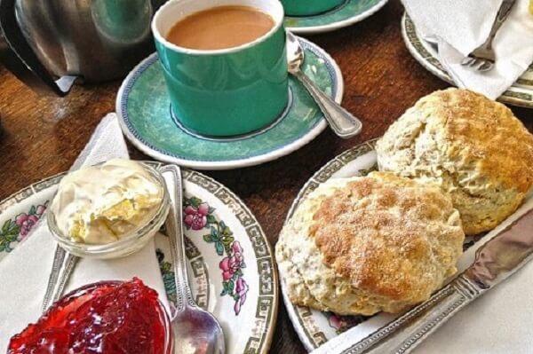Nét truyền thống ẩm thực Anh