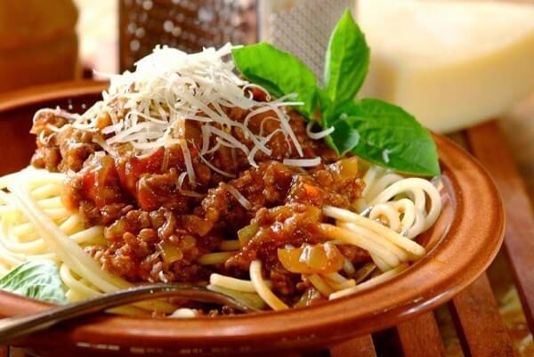 Mì Ý Spaghetti