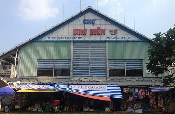 Chợ Kim Biên.