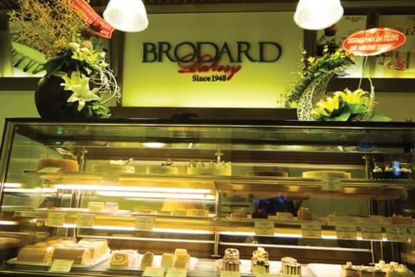 Bánh trung thu Brodard với lịch sử lâu đời từ 1984