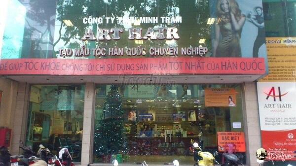 Tiệm cắt tóc Art Hair - Phạm Ngọc Thạch, TPHCM.