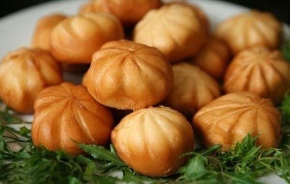 Bánh bao chiên – 2 cách làm bánh bao nhân đậu xanh bằng bột mì và bột nở đơn giản ngay tại nhà