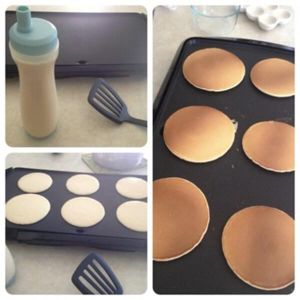 Cách làm bánh pancake kiểu cổ điển thơm mềm tuyệt ngon - cách làm pancake