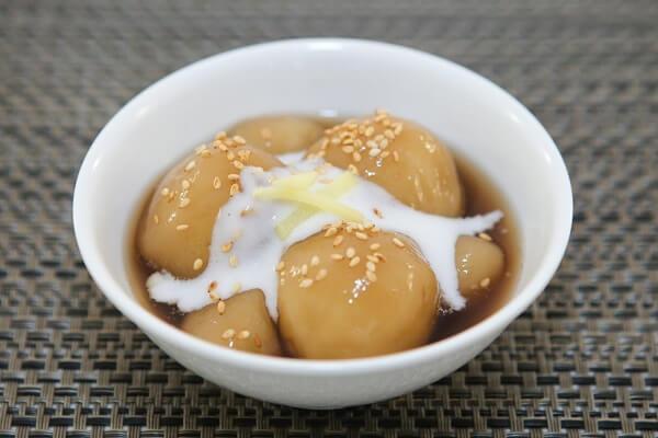Bánh trôi nước - Nét riêng của ẩm thực Việt