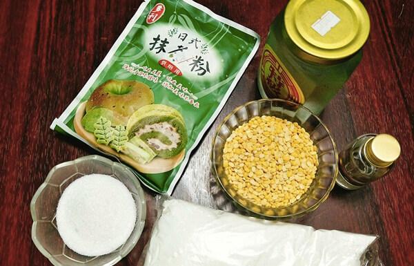 Nguyên liệu làm bánh trung thu lạnh – cách làm bánh trung thu
